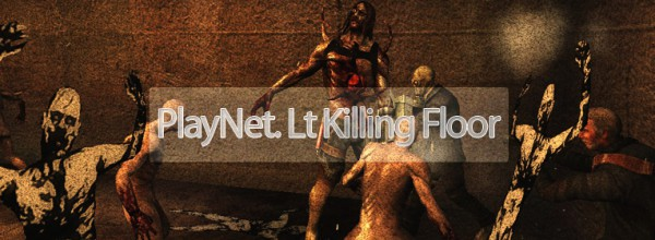 Killing Floor Update 1031-1034