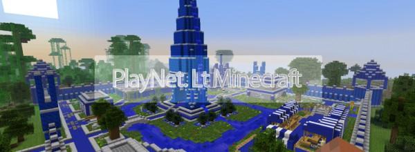 Startuoja Minecraft serveris
